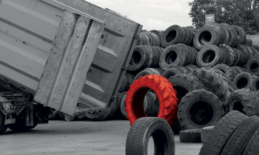 TC - Tri et valorisation des pneus