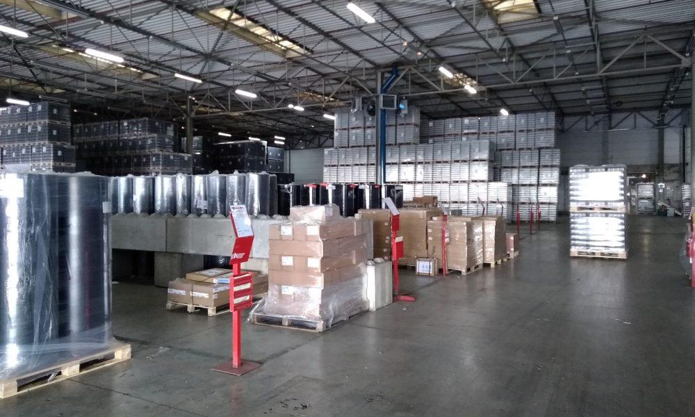 TC - Entreposage et stockage