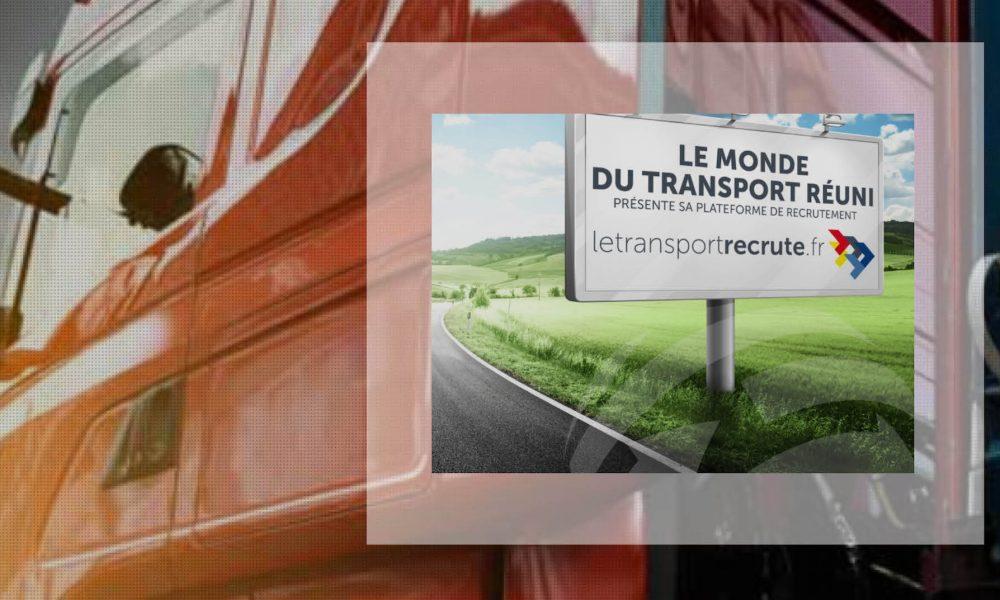 Visuel actualité L'emploi avec le Monde du Transport Réuni