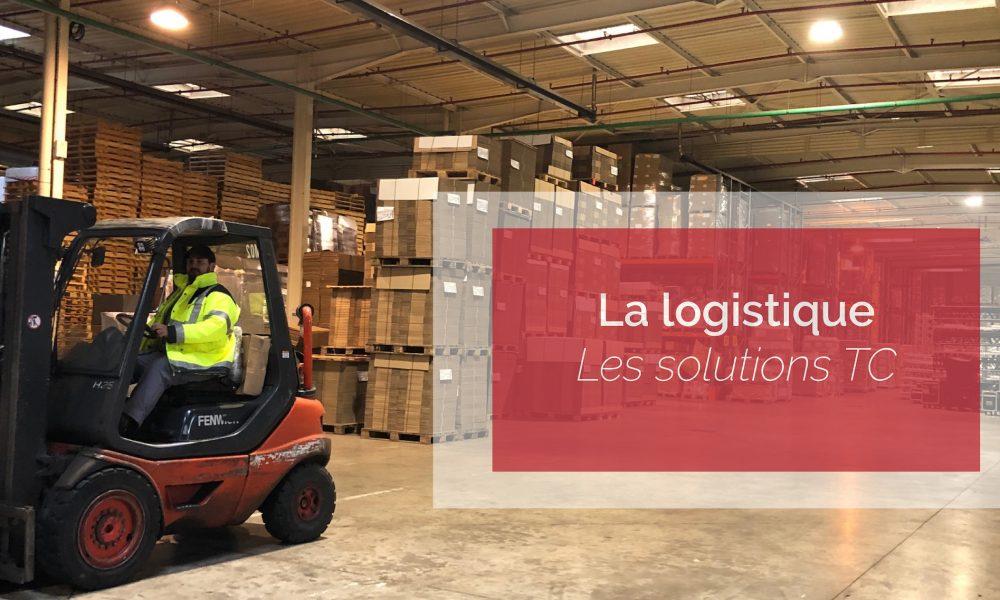 Visuel actualité La logistique chez TC-transports